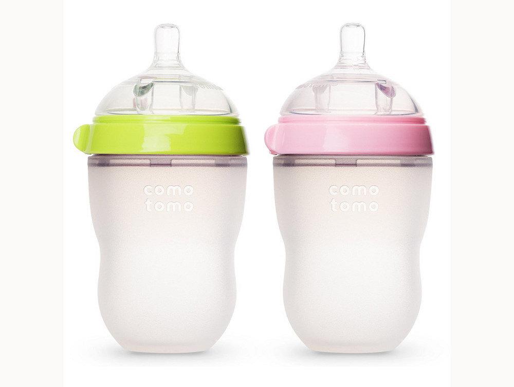 Comotomo Baby Bottles