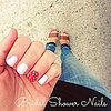 Bridal Shower Nail Art