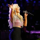 Christina Aguilera on The Voice Finale | Video