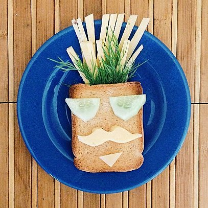 Food Art Instagram Pictures