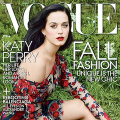 Katy Perry Pictures and Quotes US Vogue Magazine July 2013