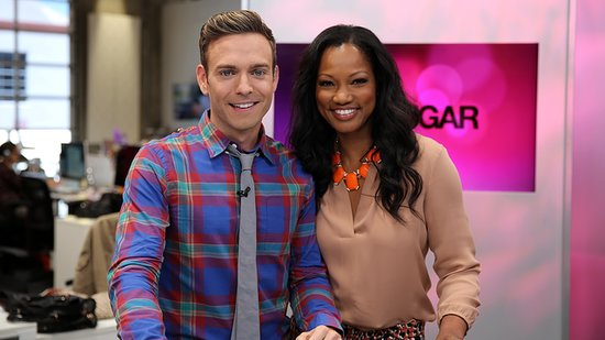 "Video: White House Down Star Garcelle Beauvais ""Heard Music"" When She Met Channing Tatum!"