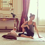 Where to Practice Yoga With Your Baby