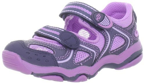 A grip heel and casual style make these Stride Rite Liddie Sandals ($32-$44) great for outdoor water fun.