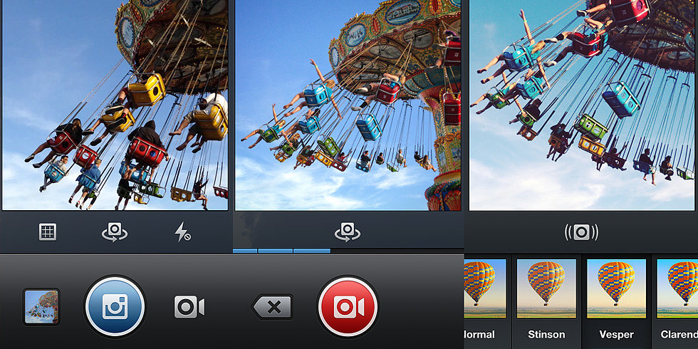 "Facebook's ""Big Idea"": Instagram Launches Video"