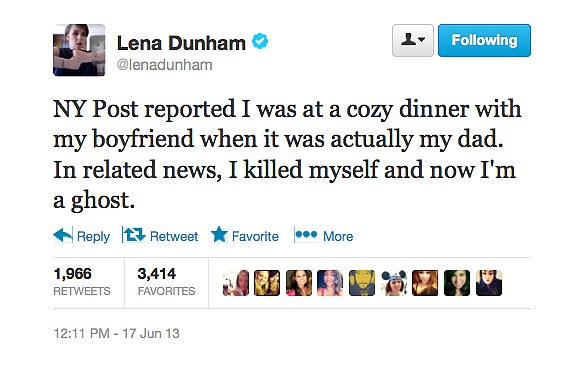 @lenadunham is disturbed by a recent news report.