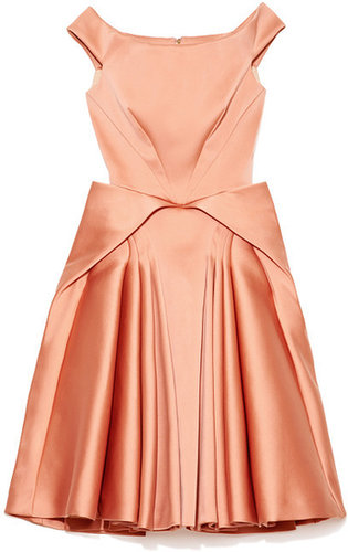 Preorder Zac Posen Stretch Duchess Juliette Dress
