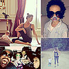Celebrity Moms' Instagram Pictures Week of June 15, 2013