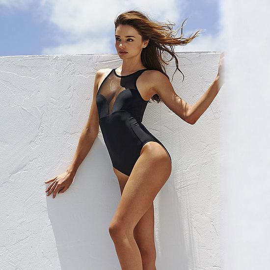 Miranda Kerr stunned — per usual — in Net-a-Porter's swimsuit edition of The Edit.  Photo courtesy of Net-a-Porter.com