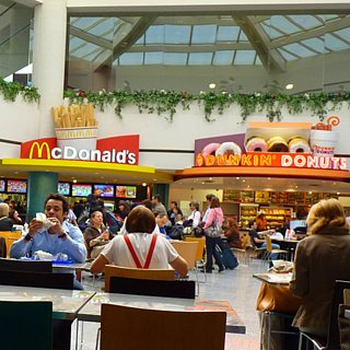 Food Court Survival: Healthy Fast Food Options