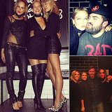 Lara Bingle's Birthday Soirée: See All the Candid Snaps!