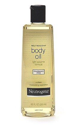 Neutrogena Body OilFragrance Free