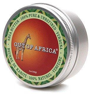Out Of Africa Verbena Shea Butter TinVerbena