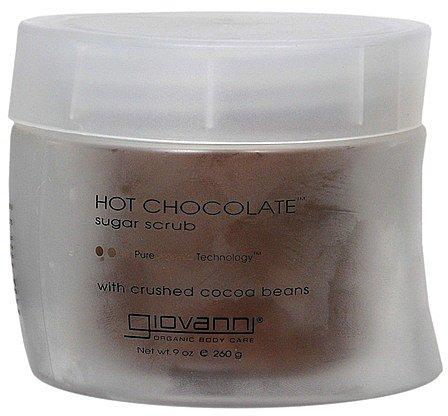 Giovanni Organic Body Care Sugar Scrub Hot Chocolate