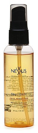 Nexxus Frizz Defy Frizz Protection Leave-In Oil Shine Treatment