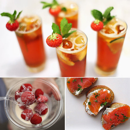 7 Classic Wimbledon Drinks and Dishes
