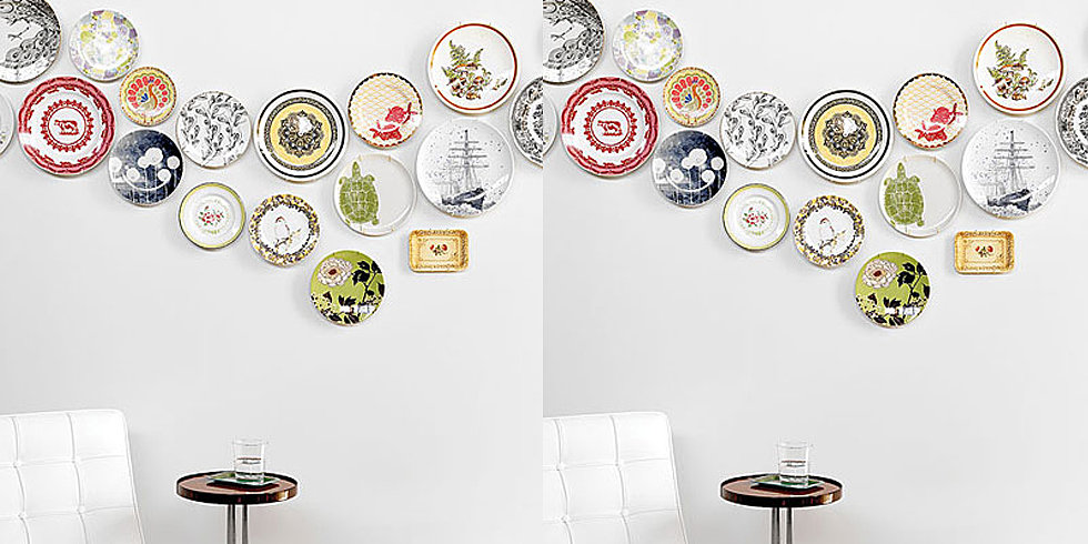 How To: Hang Plates on a Wall