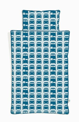 Ferm Living - Rush Hour Junior Bedding