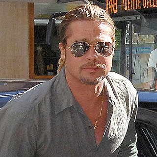 Brad Pitt in Spain | Photos