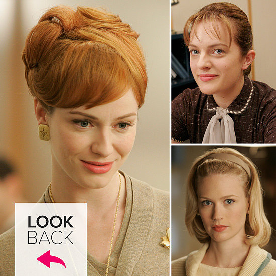 How To Do Mad Men Hairstyles Women