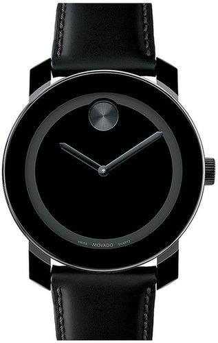 Movado 'Large Bold' Watch, 42mm
