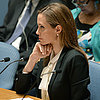 Angelina Jolie Pictures Speaking at United Nation
