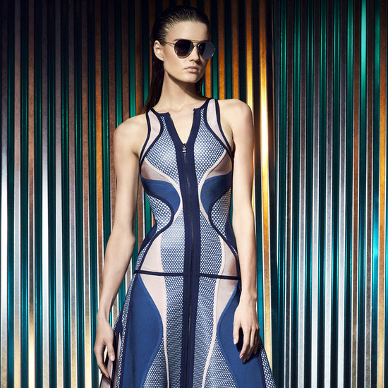 Hervé Léger by Max Azria Resort 2014: Sea-ing Is Believing