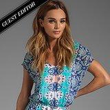 Caley Lawson Rinker's Beachwear Favorites   Shopping