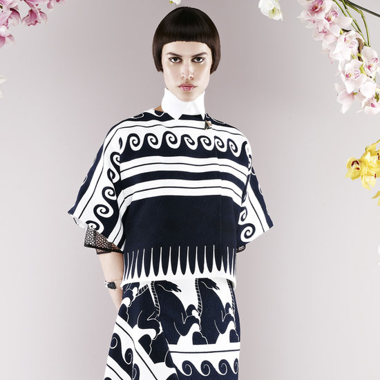 Vionnet Resort 2014: Girl Gone Graphic