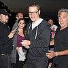 Matt Damon and Wife Luciana Damon at LAX | Photos