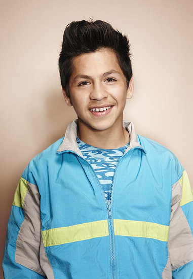 Kevin Hernandez as George on Surviving Jack.