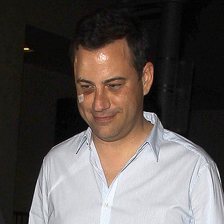 Jimmy Kimmel With a Black Eye | Photo
