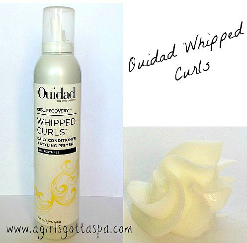 Ouidad Whipped Curls Review