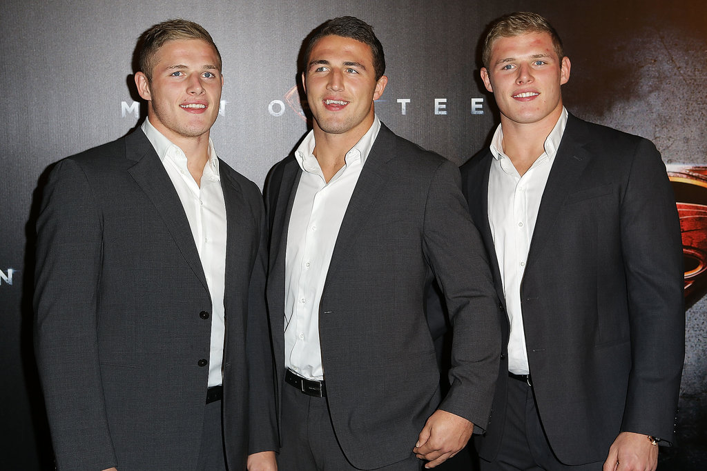 Tom, Sam and George Burgess
