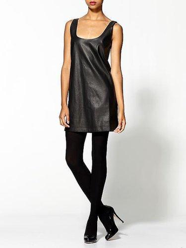 Stones Tom Leatherette Dress