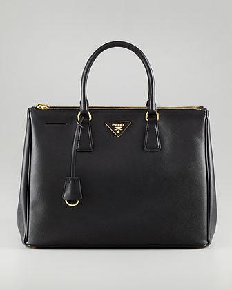 Prada Saffiano Lux Tote Bag