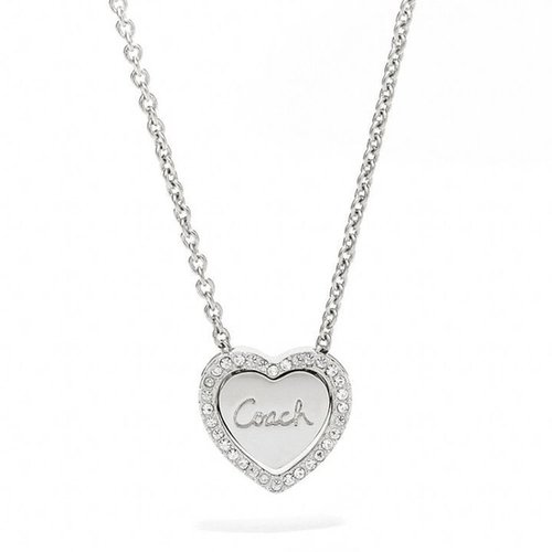 Sterling Convertible Heart Necklace