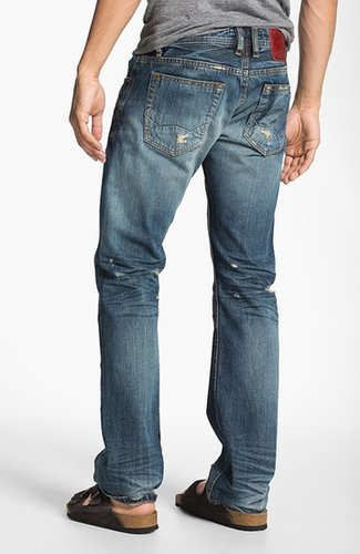 Cult of Individuality 'Rebel' Straight Leg Selvedge Jeans (16-Year Original)