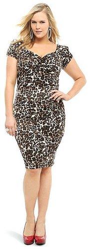 Stop Staring! - Leopard Billion Dollar Baby Dress