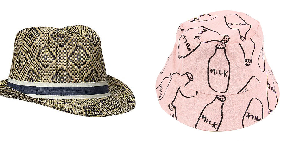 12 Cool and Cute Sun Hats For Kids