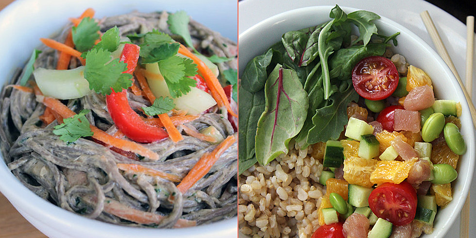 4 Refreshing, Protein-Packed Post-Workout Meals For Summer
