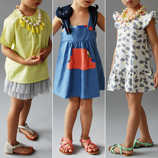 Line We Love: Wunway's Girlie Frocks and Finery