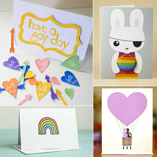 "Say ""Congrats!"" With Gay Greeting Cards"