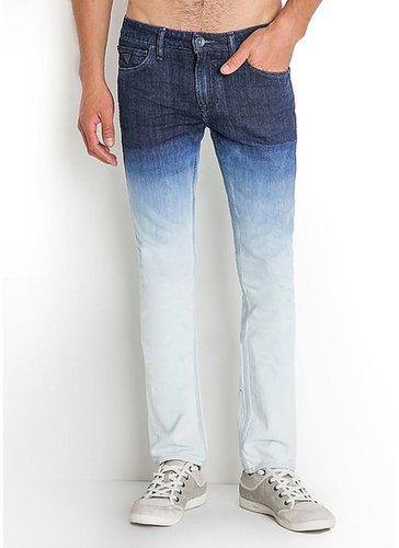 Fairfax Skinny Jeans in Hydration Wash, 32 Inseam