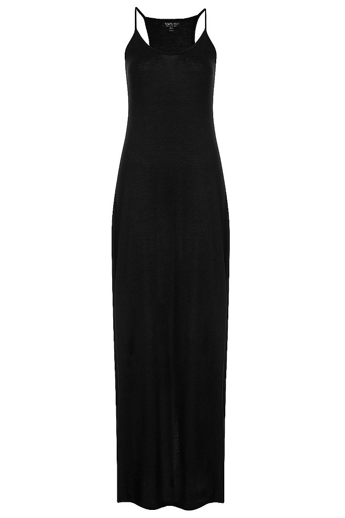Every girl needs a basic maxi, like this Topshop Cami Maxi Dress ($36), in her arsenal.
