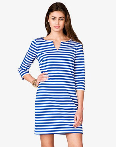 No wardrobe is complete without the classic striped Summer dress. Get yours for under $25 with this Forever 21 Essential Striped Dress ($23).