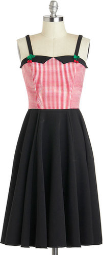 Cute as Cherry Pie Dress