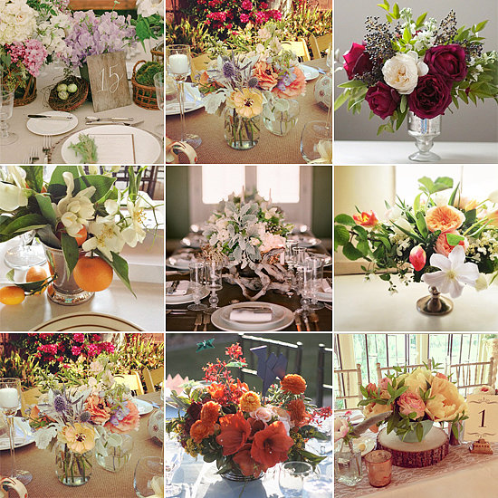 10 Floral Centerpieces to Set Your Wedding Style