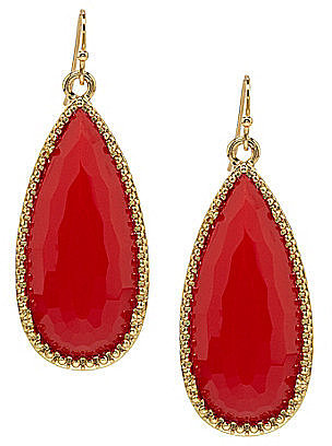 Anna & Ava Hamptons Teardrop Earrings