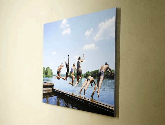 Create a gallery-quality art piece with Bumblejax's range of acrylic, aluminum, bamboo, and foam mounting options. Square-size pieces are especially well-suited to Instagram pics and range from $39-$229, depending on their size and material.